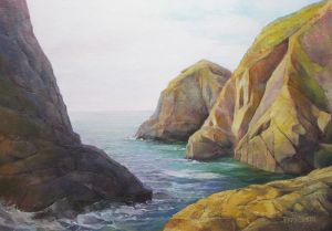 Mullion Cove Rocks